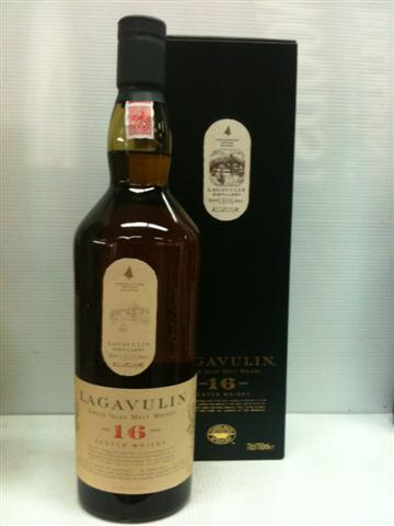 Lagavulin Single Islay Malt Whisky 700ml